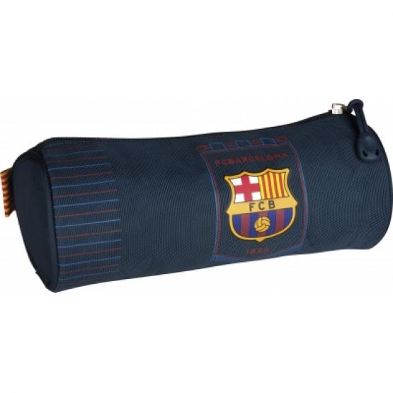 SALE! FC Barcelona saszetka okrągła FC-100 The Best Team 4