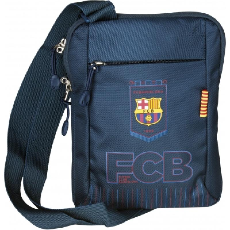 e2aa96c655b71 Fc Barcelona Saszetka Na Ramię Fc-98 The Best Team 4 506016015 Plecaki I  Piórniki